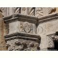 Chiesa di Sant'Agostino - Particolare del portale