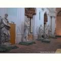 Chiesa di Sant'Agostino - Parete sinistra