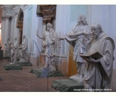 Chiesa di Sant'Agostino - Parete destra