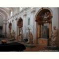 Chiesa di Sant'Agostino - Le statue