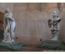 Chiesa di Sant'Agostino - L'annunciazione del Mochi