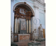 Chiesa di Sant'Agostino - Altare laterale