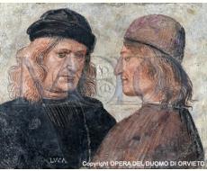 Luca Signorelli e il camerlengo Niccolò d'Agnolo Franchi