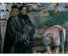 Autoritratto del Signorelli e del Beato Angelico