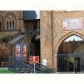 Palazzi Papali - Entrata Museo le Stanze