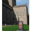 Cappella di San Brizio - Veduta esterna
