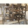 Il meccanismo dell'orologio della torre di Maurizio