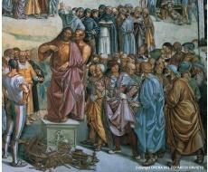 I Fatti dell'Anticristo - Particolare