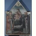 Madonna con Bambino tra San Pio V e San Pietro martire