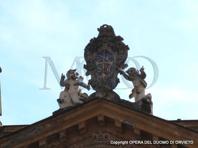 Opera Pia Santa Maria - Stemma Opera del Duomo di Orvieto