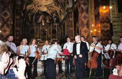 Orvieto Festival of strings